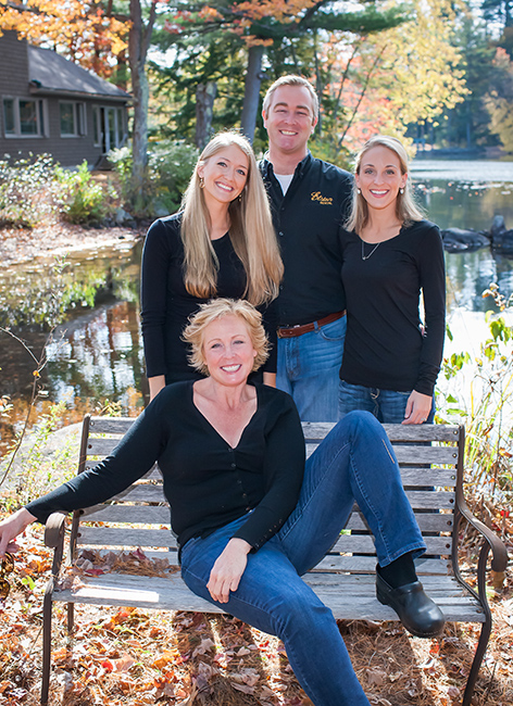 Staff pictures from Dr Elston's Office, Windham Maine Dentist